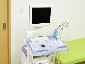 超音波検査装置の写真